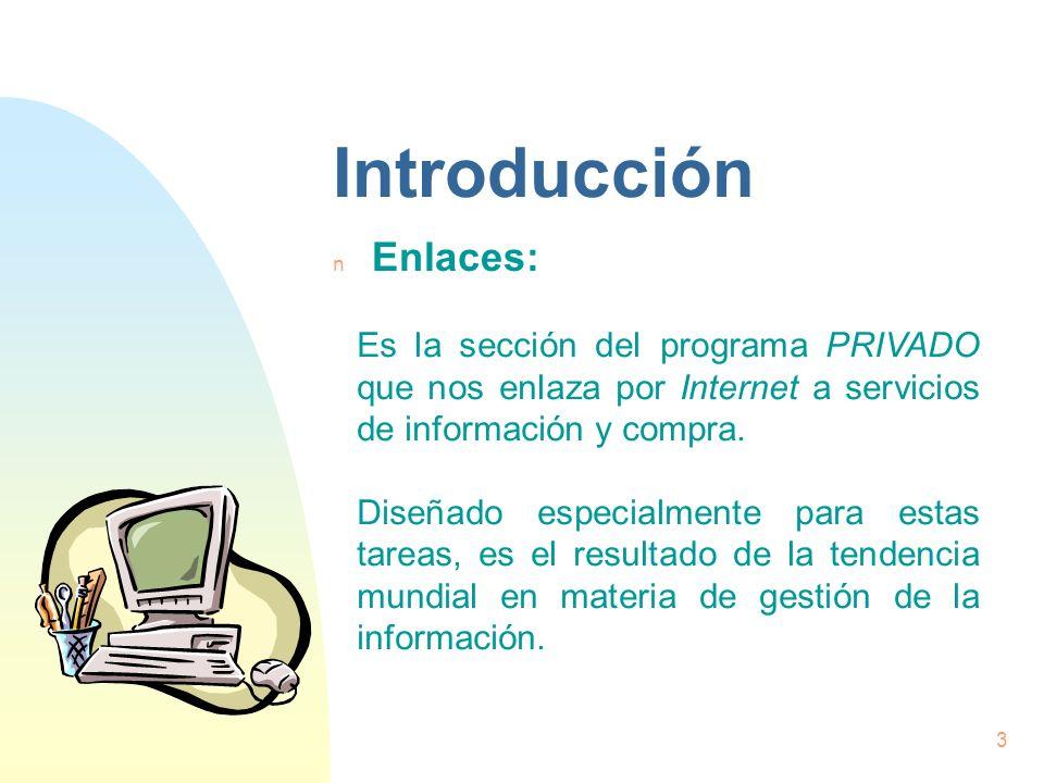 INDICE n Introducción n Indice. n Enlaces. n Códigos n Conclusión. n Información 2