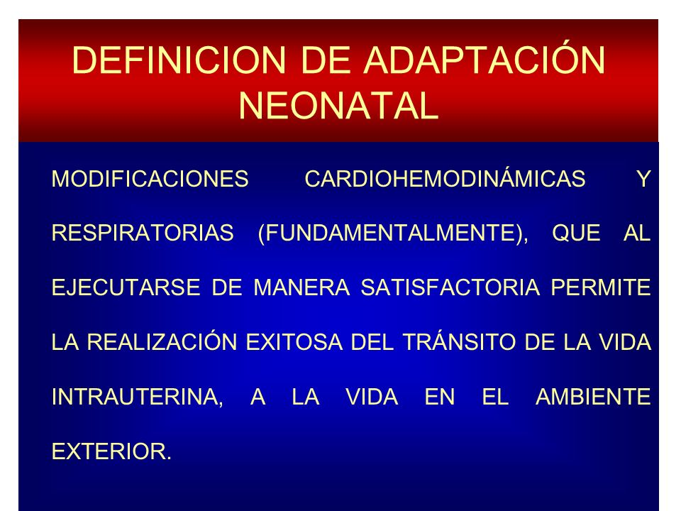 FACTORES DE RETARDO EN DEPURACION DE LIQ.PULMONAR INSUFICIENTE DISMINUCION PRENATAL DE L.P.