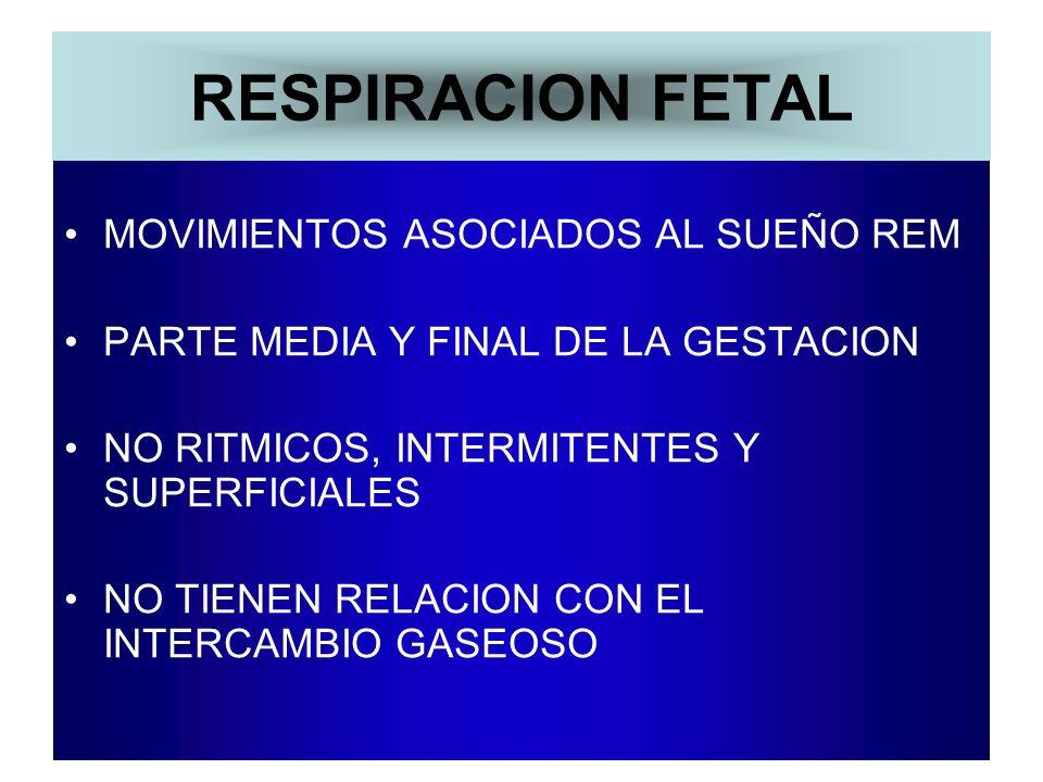 DEFORMABILIDAD DE LA PARED TORACICA DEBILIDAD MUSCULAR DEPURACION DEL LIQUIDO PULMONAR HIPOXEMIA PERSISTENCIA DEL DAP FALTA DE CIERRE DEL AGUJERO OVAL PERSISTENCIA DE LA ALTA RVP HIPERTENSION PULMONAR