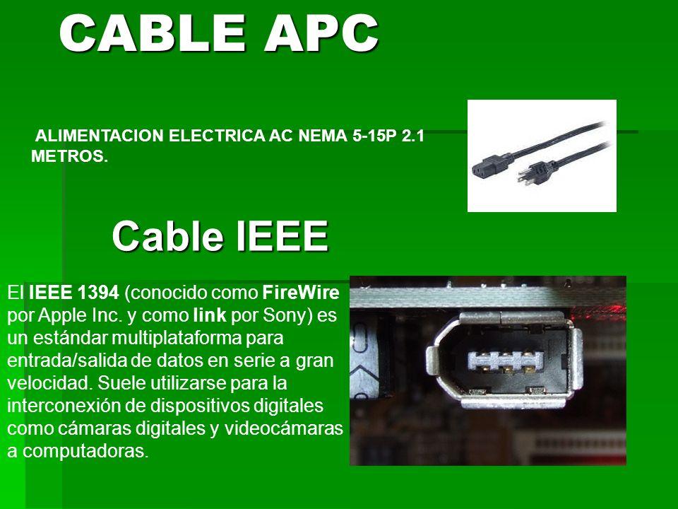 Tipos de cable La transmisión de datos binarios en el cable se hace aplicando voltaje en un extremo y recibiéndolo en otro extremo.