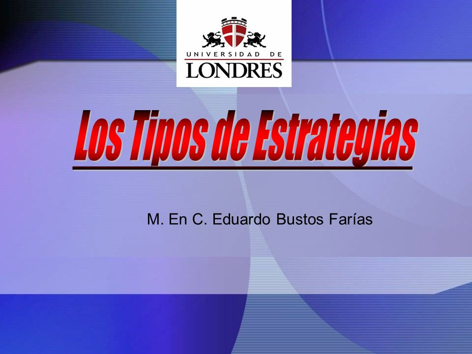 1 M. En C. Eduardo Bustos Farías