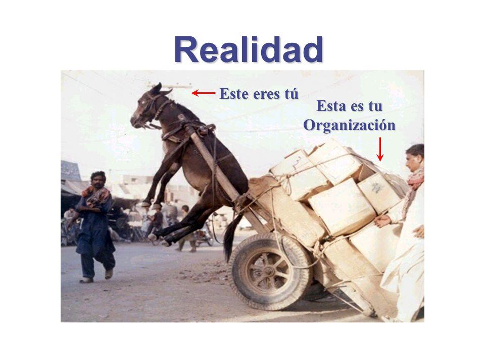 Comparativo Permite una Autoevaluación Grupos de interés.- Son los grupos de personas físicas o morales que se afectan o benefician dela opración de una organización.