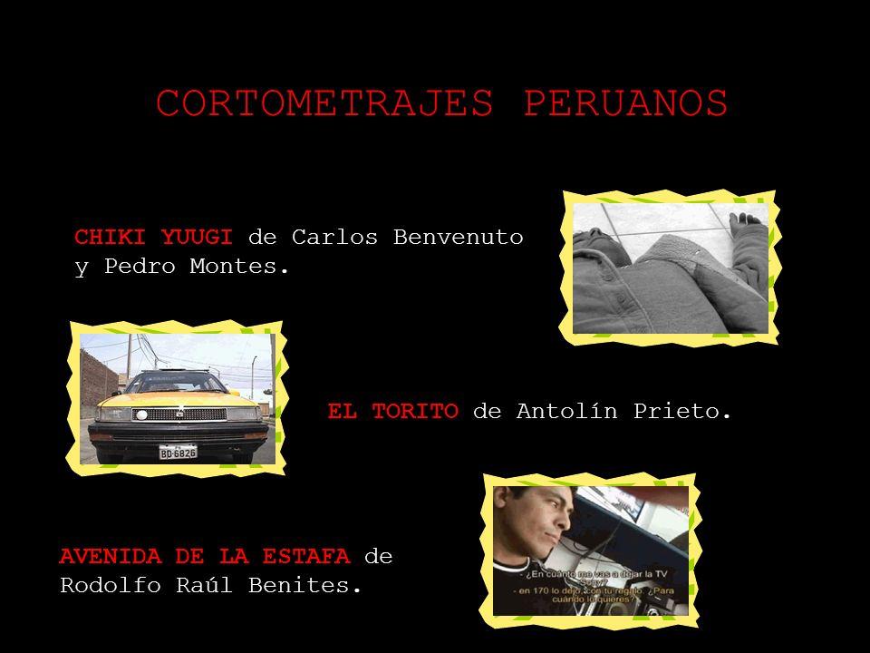 2005 Mañana te cuento Perú. 90 minutos. Color. Formato: 35 mm. Director: Eduardo Mendoza Producción: Gustavo Sánchez Guión: Eduardo Mendoza Cuando el