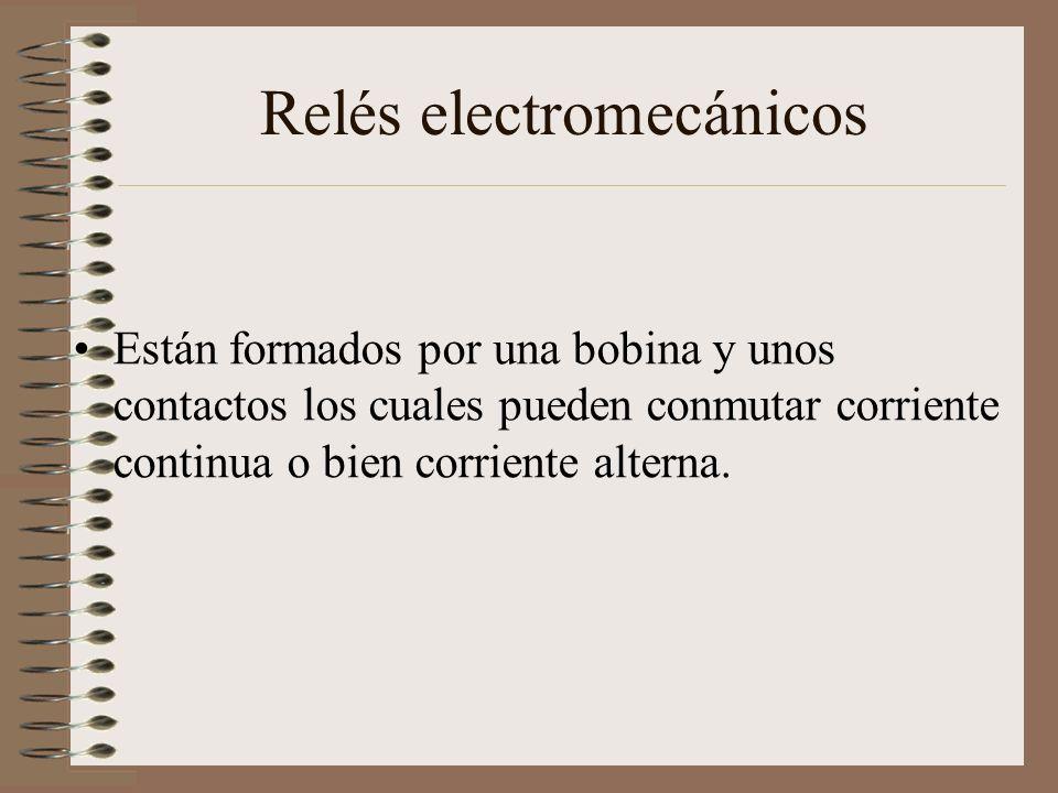 Resumen (Funcionamiento de un Relé) Cuando se aplica tensión en las bornas A1 y A2 de la bobina b circula una corriente por el devanado, y en consecuencia, se crea un campo magnético que atrae a la armadura r al núcleo n .
