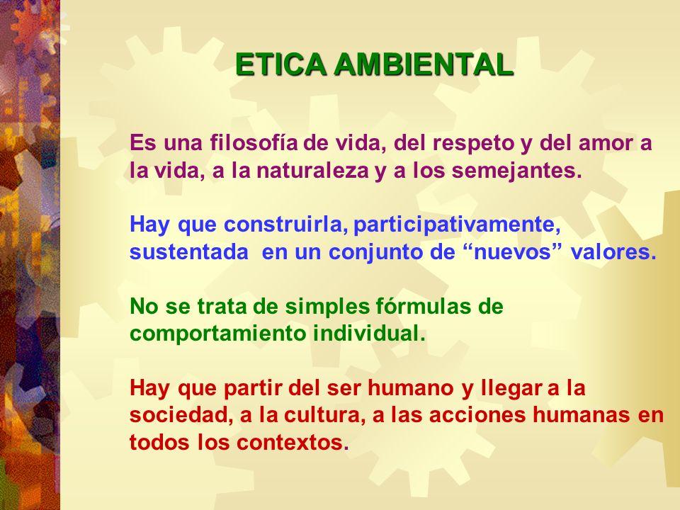 ¿Cómo se puede configurar la ciudadanía ambiental.