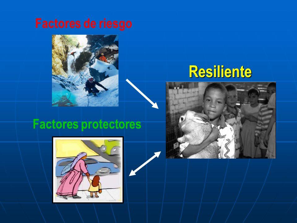 Enfoque de riesgo Enfoque de riesgo Enfoque de resiliencia Enfoque de resiliencia Modelo del desafío: Modelo del desafío: Fuerzas negativas vs. Fuerza