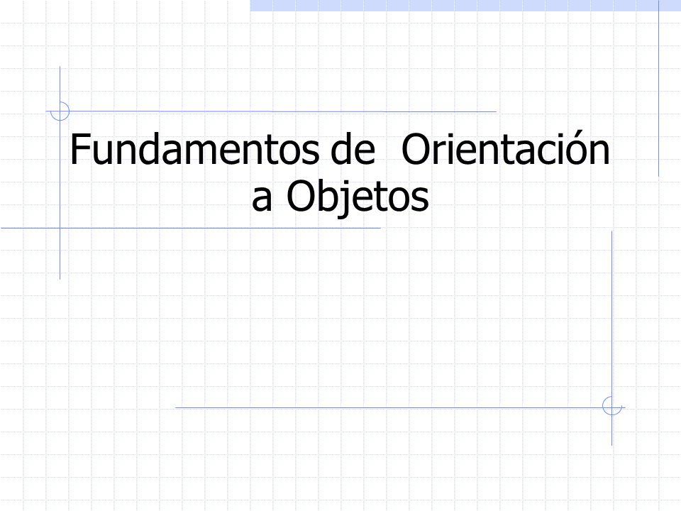 Referencias Meyer, Bertran., Construcción de Software Orientado a Objetos, Prentice Hall, 1997.