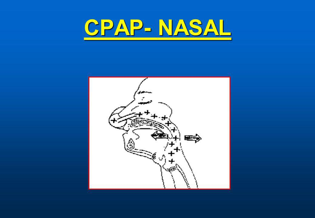 2 MV VS CPAP EN RNEMBPN Lindner et al. Pediatrics 103:961, 1999 Percent (%)