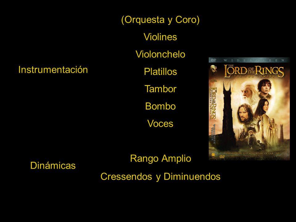 TexturaHomofónica FormaCíclica Armonía Consonante Escala Occidental - Tonal
