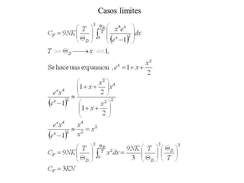 Casos limites