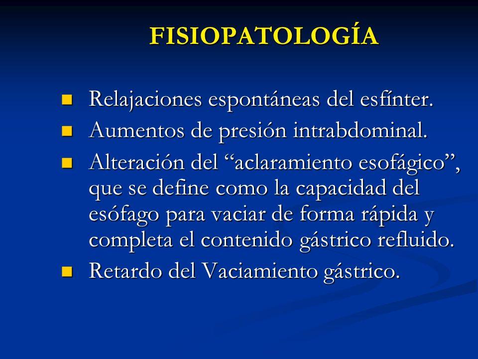 Para el tratamiento de la esofagitis erosiva o para los pacientes que presentan un grado moderado a severo de sus síntomas o complicaciones Para el tratamiento de la esofagitis erosiva o para los pacientes que presentan un grado moderado a severo de sus síntomas o complicaciones Modificaciones en el estilo de vida.
