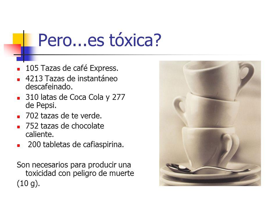 Cafeína La cafeína puede causar hipoglicemia e hiperinsulinemia severa en pacientes con diabetes mellitus 2.
