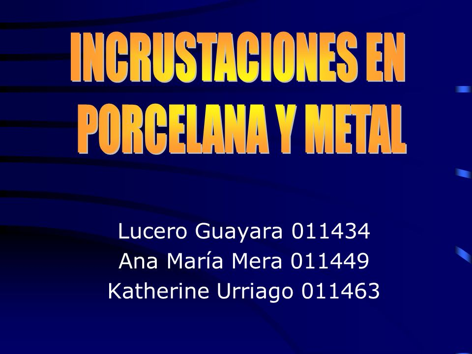 Lucero Guayara 011434 Ana María Mera 011449 Katherine Urriago 011463