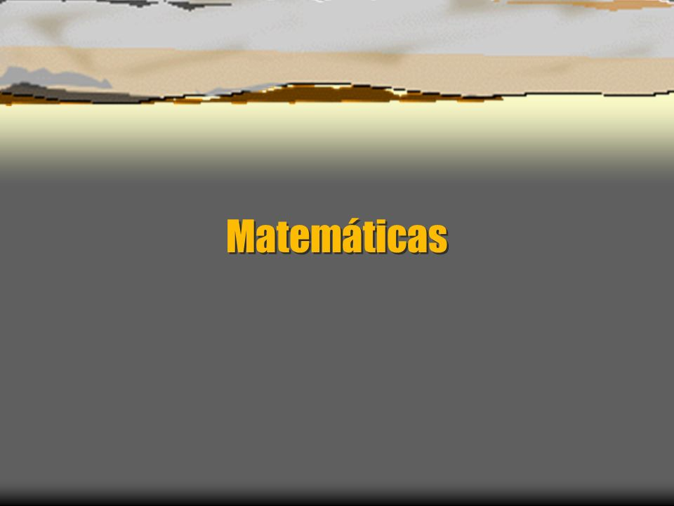 Las matemáticas del siglo XIX alcanzaron un nivel de desarrollo tal que las llevó más allá del paradigma euclidiano y a la búsqueda del fundamento universal de su disciplina.