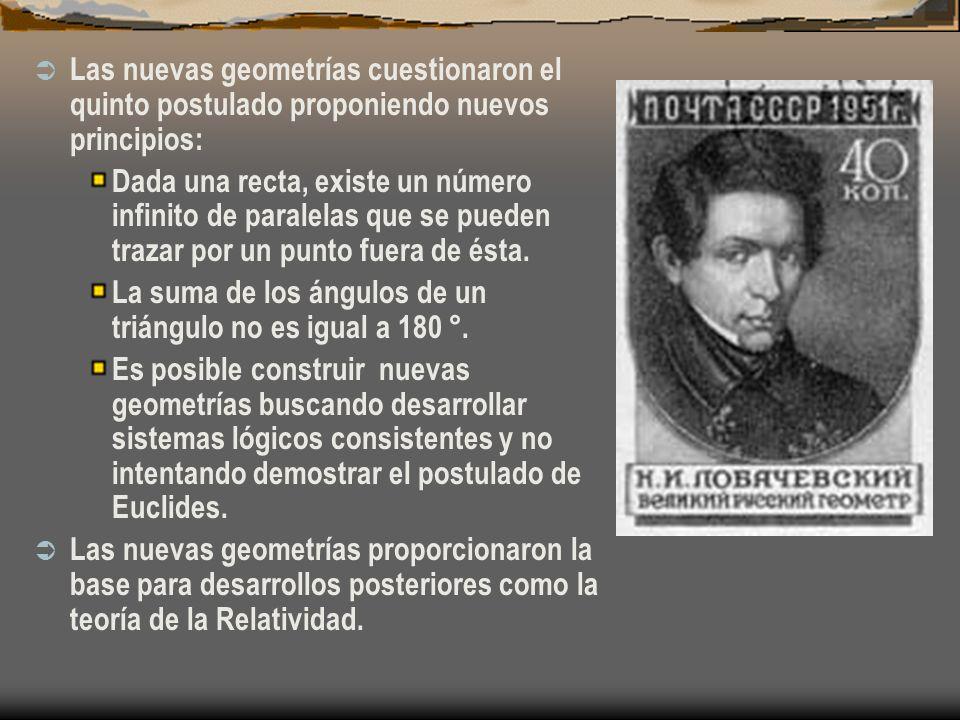 La búsqueda de la fundamentación universal de las matemáticas En el siglo XIX, los matemáticos se plantearon el problema de la fundamentación universal de las matemáticas.