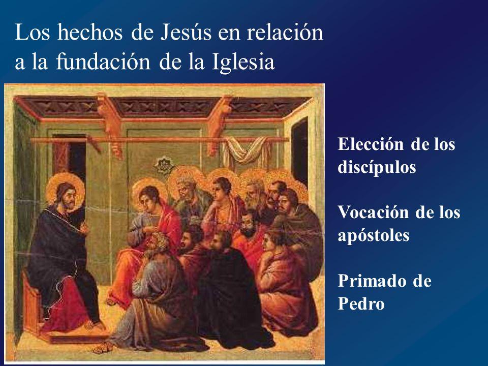 En la Cruz Jesús sella con su sangre la Nueva Alianza La Iglesia nace en la Cruz (Santa Misa, Resurrección, Ascensión)
