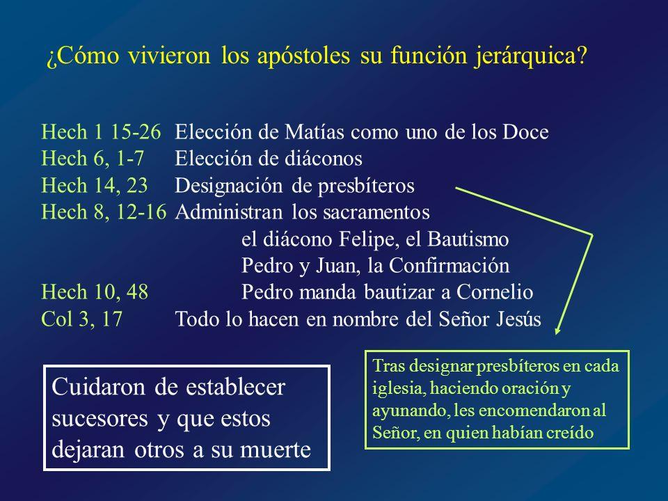 EL COLEGIO EPISCOPAL Y SU CABEZA, EL PAPA EL COLEGIO EPISCOPAL Lumen gentium 22: Así como, por disposición del Señor, San Pedro y los demás apóstoles forman un solo Colegio apostólico, de igual manera se unen entre sí el Romano Pontífice, sucesor de Pedro, y los Obispos, sucesores de los apóstoles
