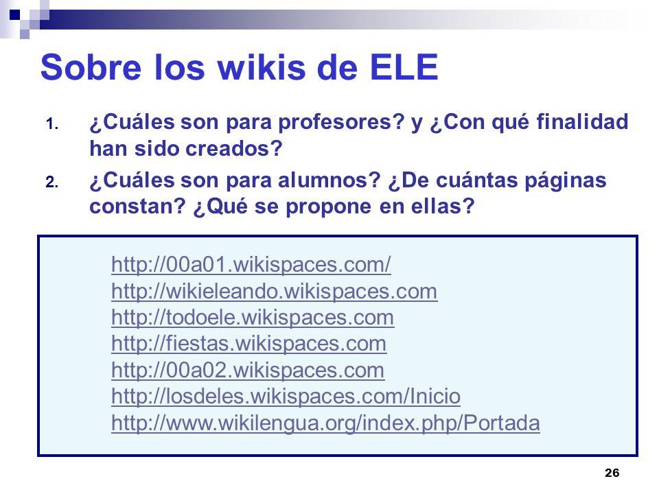 27 CREAR UN WIKI EN WIKISPACES Antes de crear el wiki hay que pensar en: La temática.