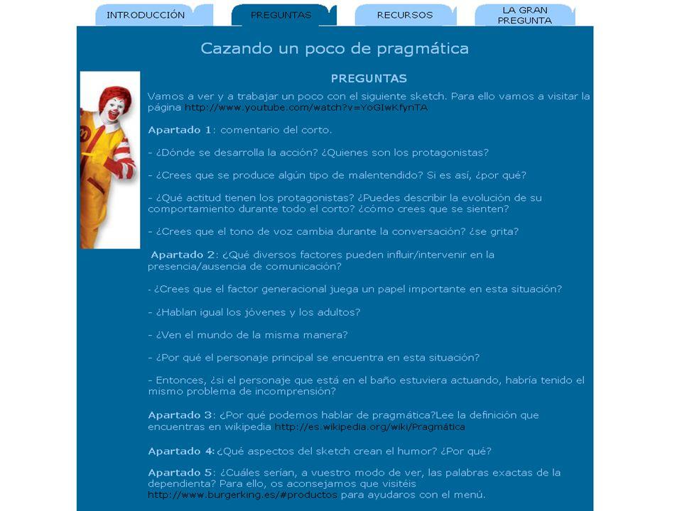 22 3. MORIR (o no) www.mec.es/redele/revista3/olvera.shtml www.mec.es/redele/revista3/olvera.shtml