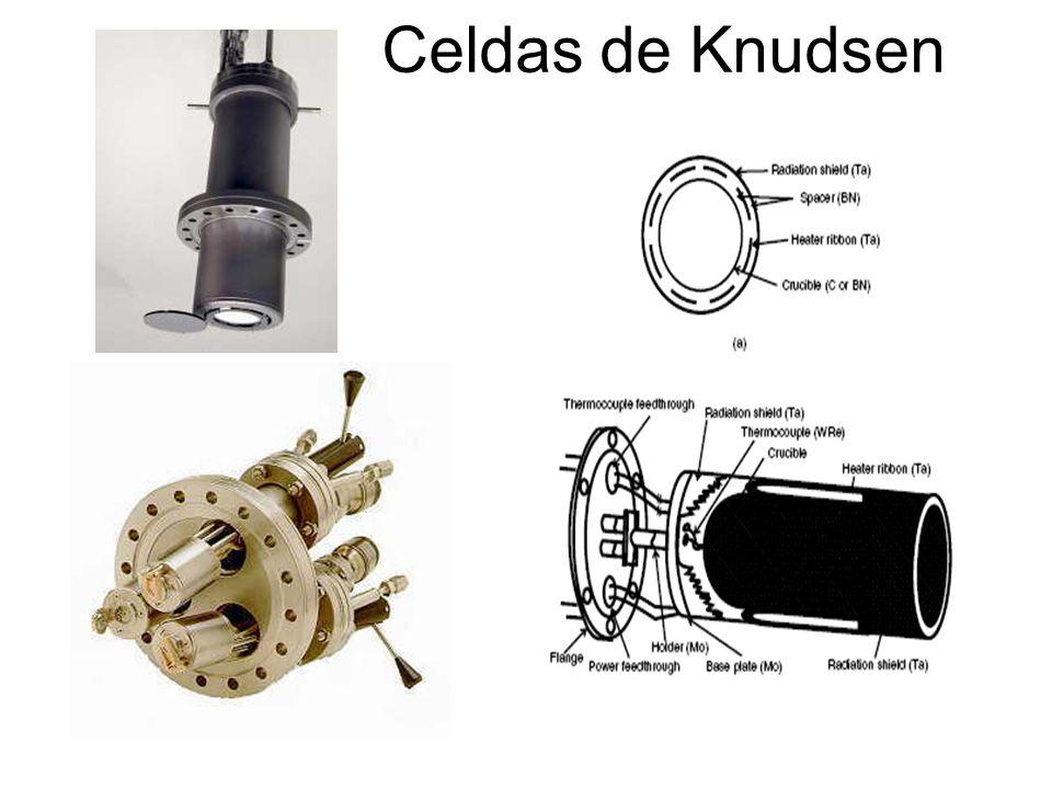 Celdas de Knudsen
