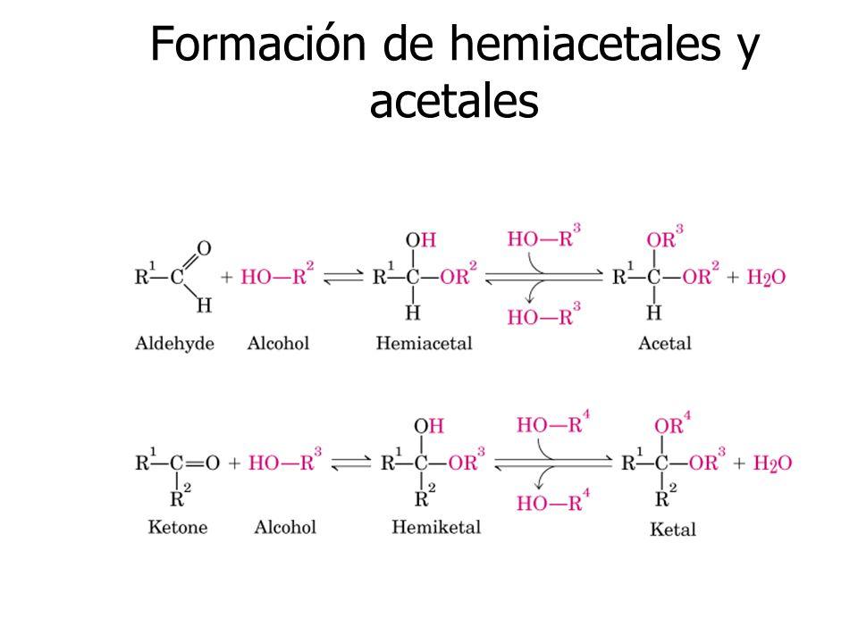 Hemiacetal intramolecular