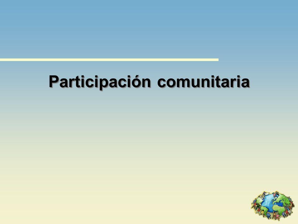 Vinculación Realice reuniones institucionales Informe a la comunidad sobre lo que se está haciendo Forme equipos comunitarios e institucionales Fortalezca los procesos de vinculación Desarrolle redes sociales
