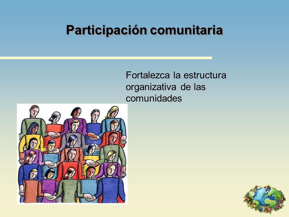Vinculación interinstitucional Evite la duplicidad de funciones porque los recursos se malgastan Tenga en claro los indicadores de cada una de las organizaciones involucradas