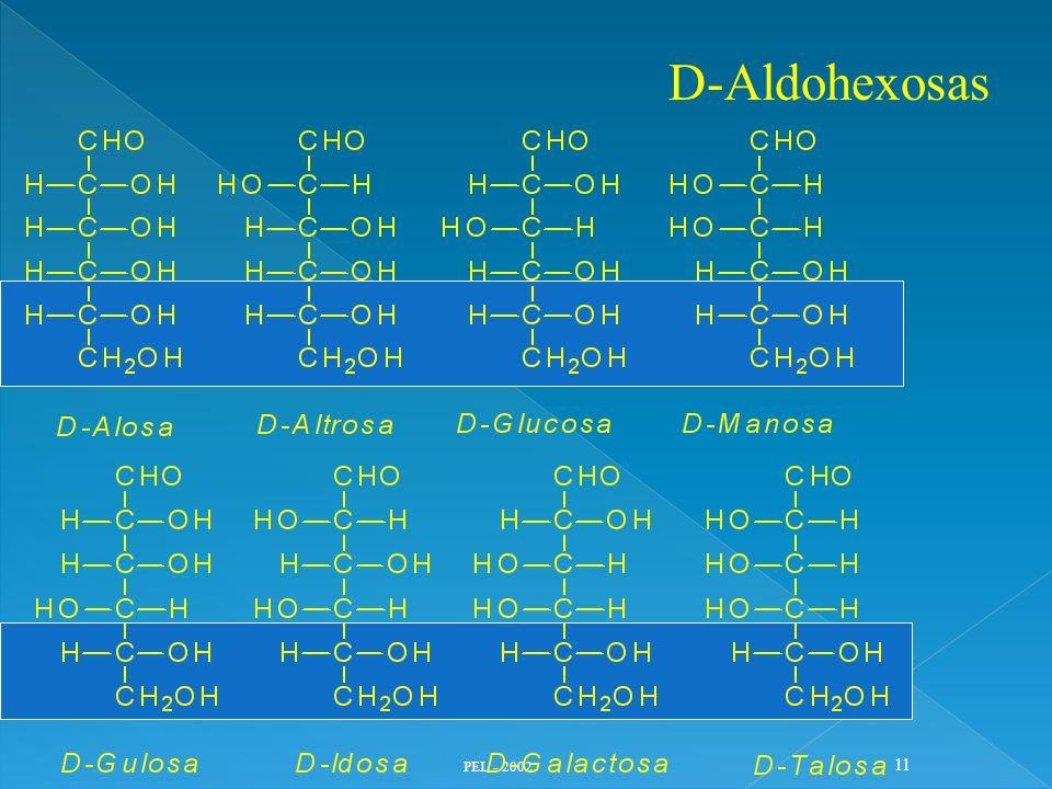 PEL - 2002 11 D-Aldohexosas