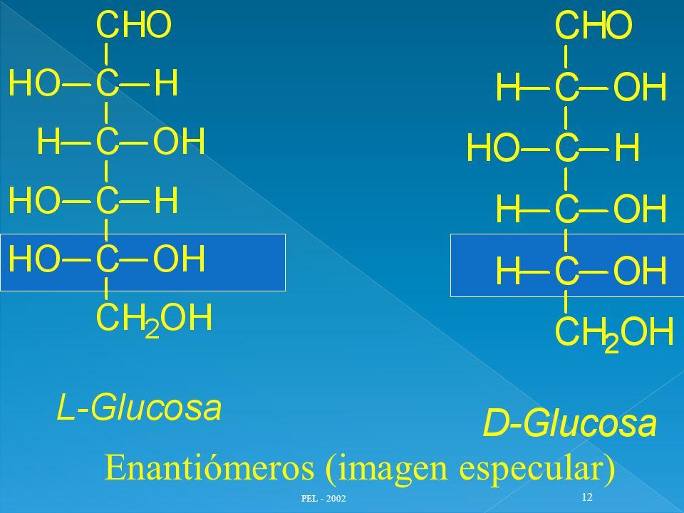 PEL - 2002 12 Enantiómeros (imagen especular)