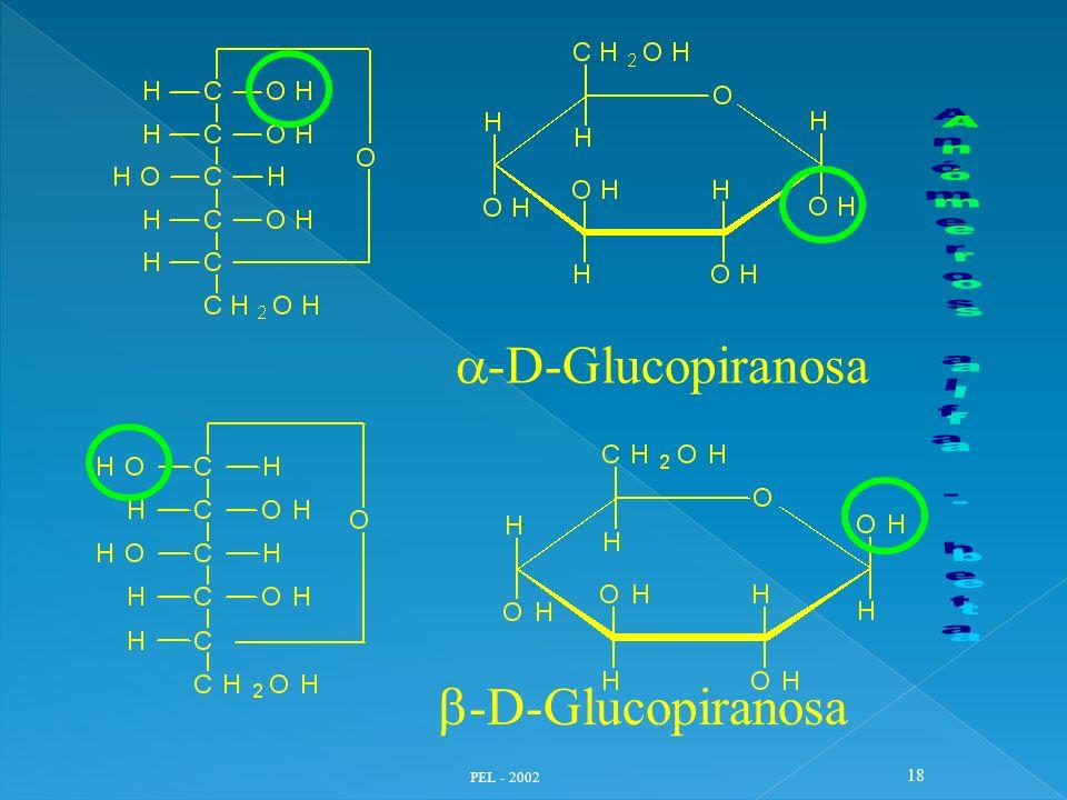 PEL - 2002 18 -D-Glucopiranosa