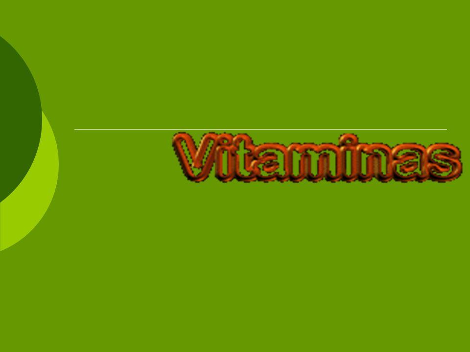 Tocoferol o Vitamina E Fuentes: vegetales de hoja verde, semillas y aceites vegetales (de maíz, maní y soja).