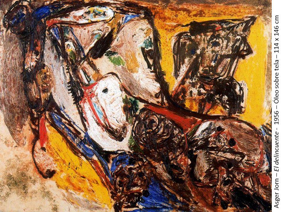 Alberto Burri Sacco 5 1953 Arpillera – acrílico – vinavil y estopa sobre lienzo Cittá di Castello – Fondazione Palazzo Albizzini