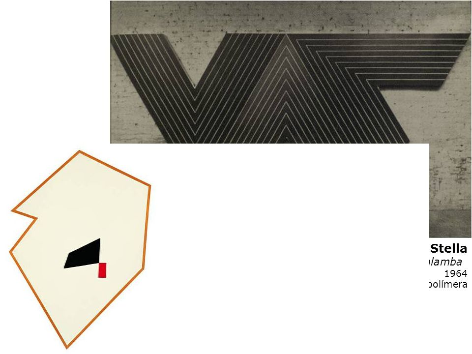 Morris Louis – Where – acrílico 252 x 362 cm Colour field