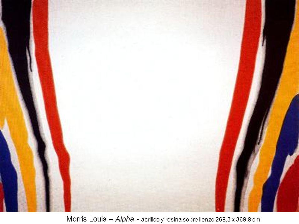 Donald Judd Sin título, 1966/68.Acero inoxidable y plexiglass.
