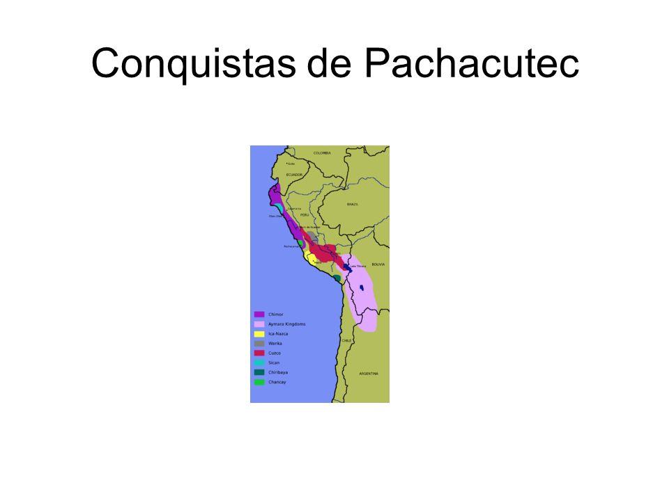Conquistas de Pachacutec