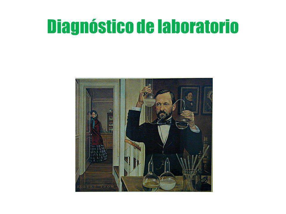 Diagnóstico de laboratorio