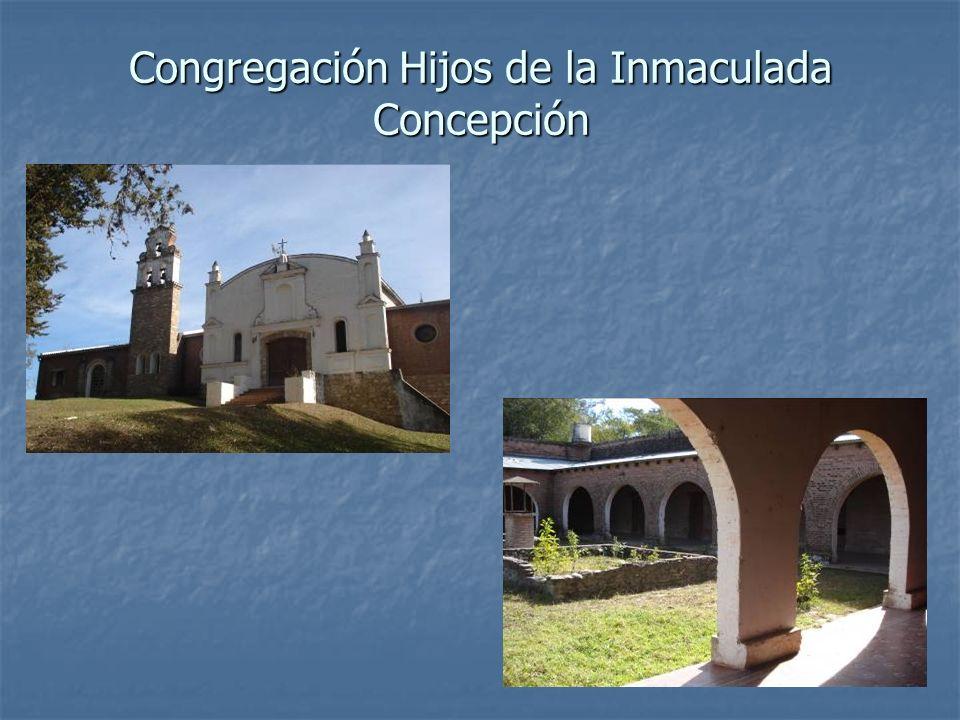 Congregación Hijos de la Inmaculada Concepción