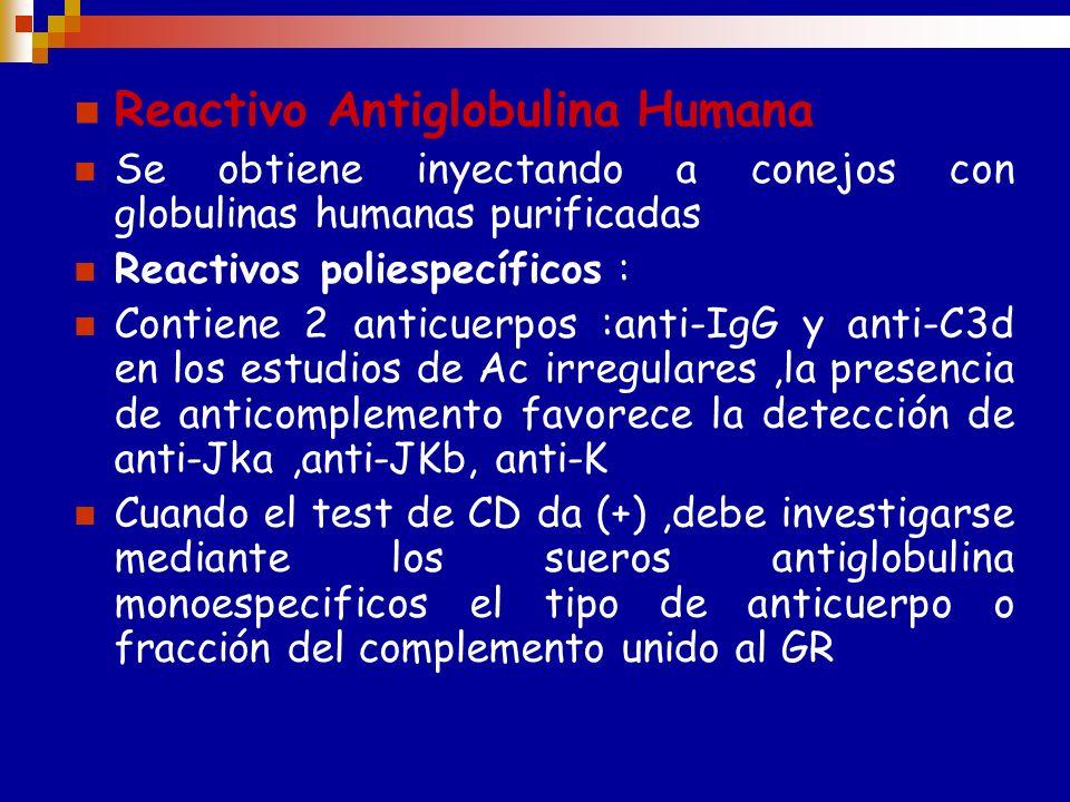 Anticuerpos monoclonales Se obtienen de los hibridomas son monoclonales (clon de células que poseen especificidad contra un único epitope). Los antisu