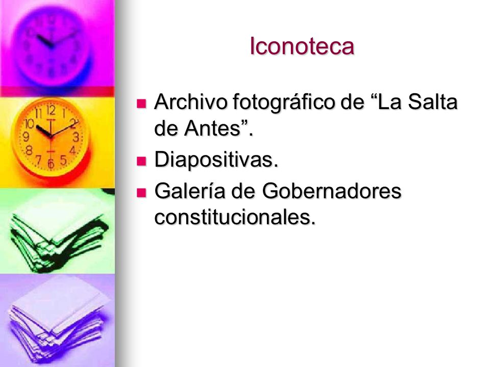 Iconoteca Archivo fotográfico de La Salta de Antes.