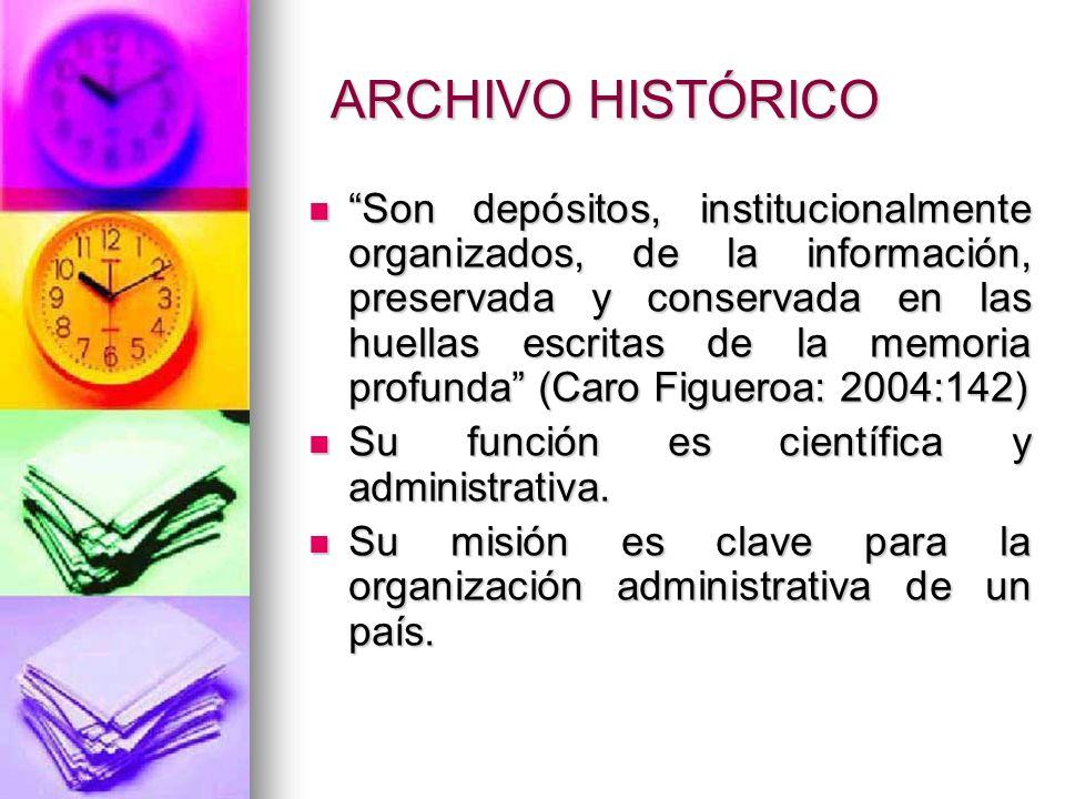 ARCHIVO GENERAL DE LA NACION Su origen está en el Archivo de la Provincia de Buenos Aires, fundado el 28 de agosto de 1821.