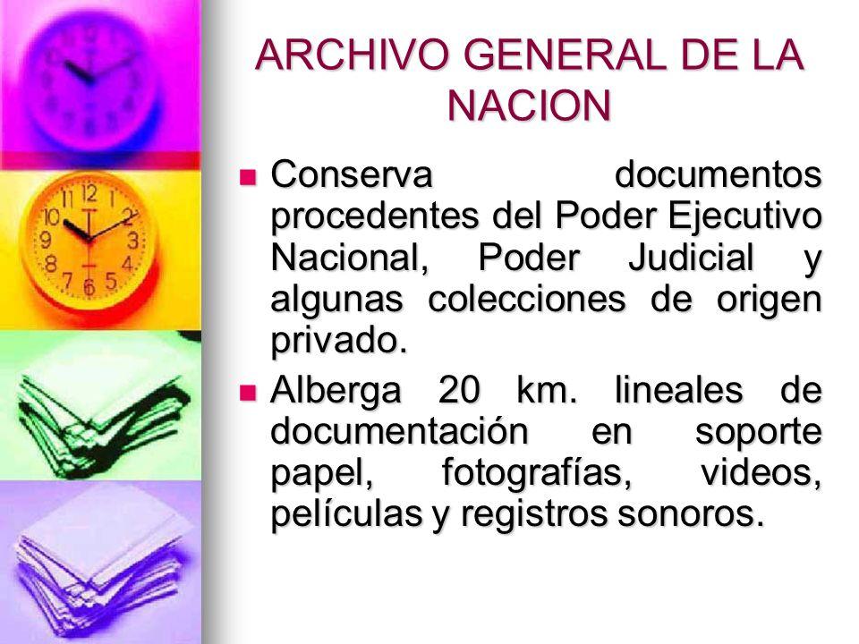 DEPARTAMENTOS Documentos Escritos (14.000 metros lineales).