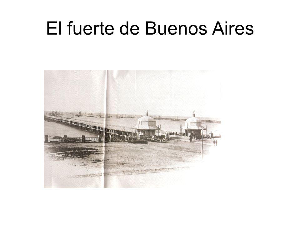 El fuerte de Buenos Aires