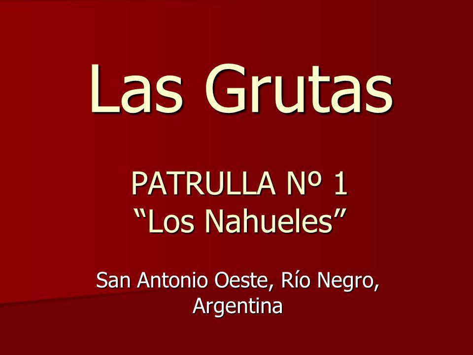 Las Grutas PATRULLA Nº 1 Los Nahueles San Antonio Oeste, Río Negro, Argentina
