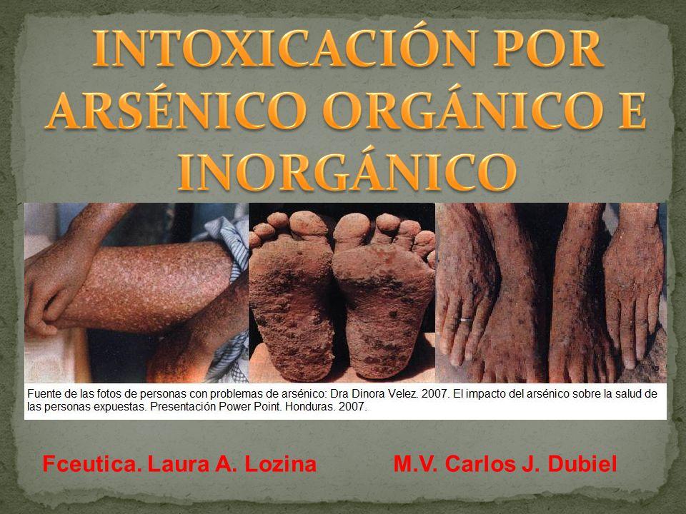 Fceutica. Laura A. LozinaM.V. Carlos J. Dubiel