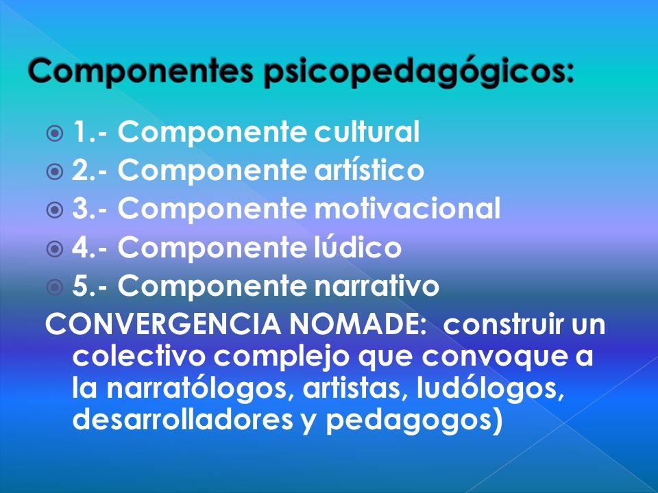 Convergencia Convergencia de géneros y estilos en un producto de consumo cultural Narrativa remix Narrativa remix : componente simbólico-subjetivo-cul