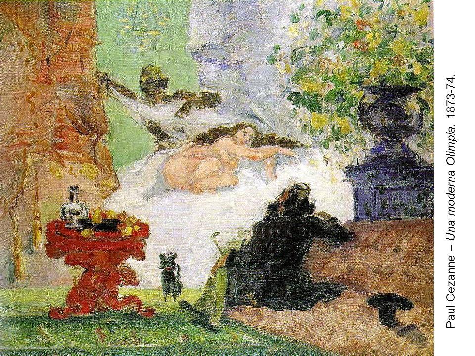 Paul Gauguin 1848 - 1903 Autorretrato - 1893