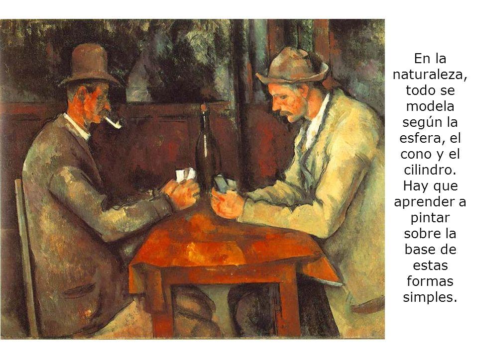 Mi pasión me permitía todas las audacias, todas las imprudencias contra las convenciones del oficio de pintor.