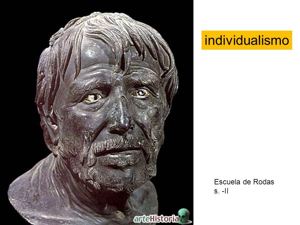 Escuela de Rodas s. -II individualismo