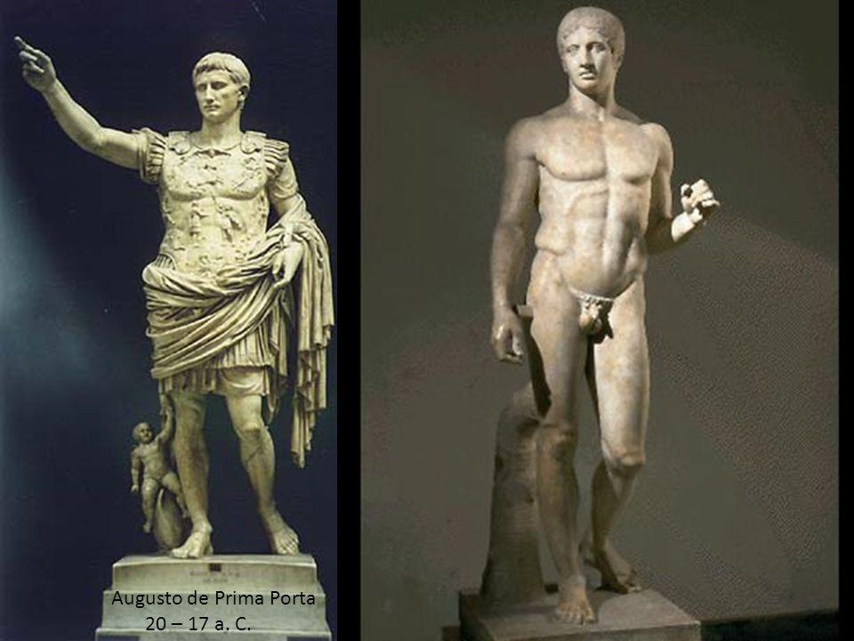Augusto de Prima Porta 20 – 17 a. C.