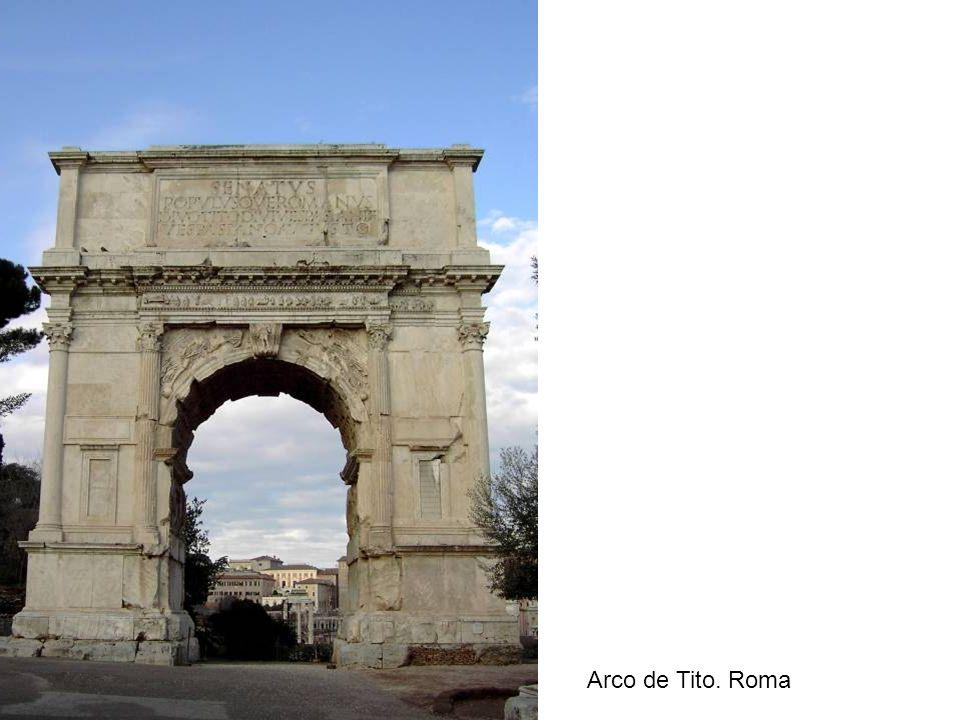 Arco de Tito. Roma